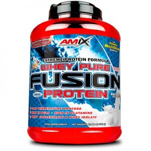 Amix Whey Pure Fusion Protein 2Kg